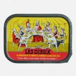 Sardines à l'huile, Les Dieux, 1970, France.
