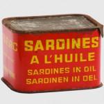 Sardines, La Pointe de Penmarc'h, France.