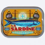Sardines millésimées 2010, Manufacture Graphique Marseillaise