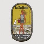 Sardines à l'huile, La Safiote, Maroc.