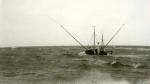 Départ pour la pêche au thon, Etel-4
