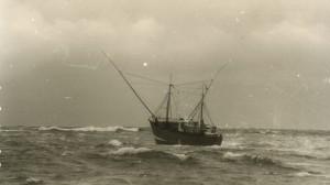 Départ pour la pêche au thon, Etel-6