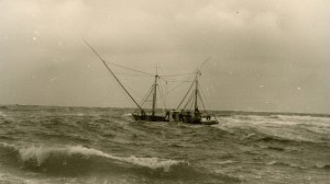 Départ pour la pêche au thon, Etel-7