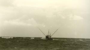 Départ pour la pêche au thon, Etel-8