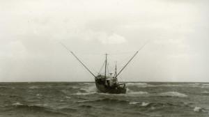 Départ pour la pêche au thon, Etel-9