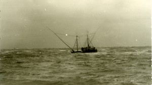 Départ pour la pêche au thon, Etel1